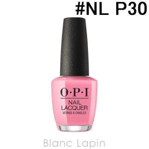 OPI ネイルラッカー #NL P30 リマ テル ユー アバウト ディス カラー! 15ml [139535]|blanc-lapin