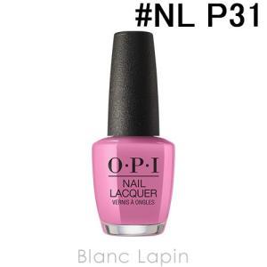 OPI ネイルラッカー #NL P31 スージー ウィル ケチュア レーター! 15ml [139542]|blanc-lapin