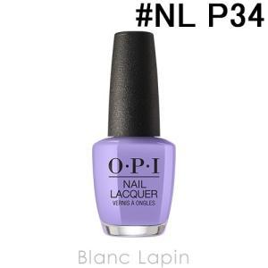 OPI ネイルラッカー #NL P34 ドント トゥート マイ フルート 15ml [139573]|blanc-lapin