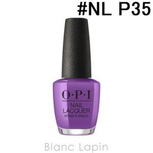 OPI ネイルラッカー #NL P35 グランマ キスド ア ガウチョ 15ml [139580]|blanc-lapin