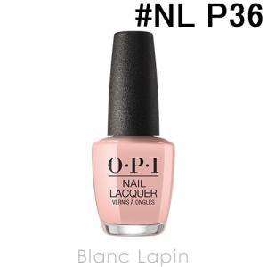 OPI ネイルラッカー #NL P36 マチュピーチュ 15ml [139597]|blanc-lapin