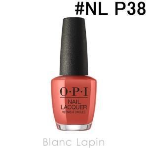 OPI ネイルラッカー #NL P38 マイ ソーラー クロック イズ ティッキング 15ml [139610]|blanc-lapin
