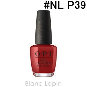 OPI ネイルラッカー #NL P39 アイ ラブ ユー ジャスト ビークスコ 15ml [139627]|blanc-lapin