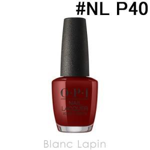 OPI ネイルラッカー #NL P40 コモ セ ラマ? 15ml [139634]|blanc-lapin