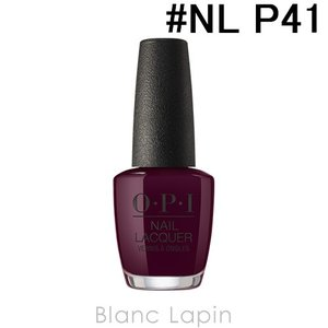 OPI ネイルラッカー #NL P41 イエス マイ コンドル キャンドゥ! 15ml [139641]|blanc-lapin