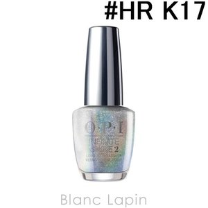 OPI インフィニットシャインネイルラッカー #HR K17 ティンカー ティンカー ウィンカー? 15ml [141699] blanc-lapin
