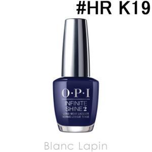 OPI インフィニットシャインネイルラッカー #HR K19 マーチ イン ユニフォーム 15ml [141712] blanc-lapin
