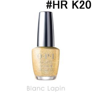OPI インフィニットシャインネイルラッカー #HR K20 ダズリング デュー ドロップ 15ml [141729] blanc-lapin