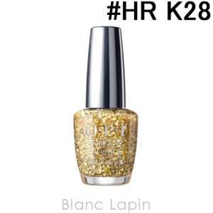 OPI インフィニットシャインネイルラッカー #HR K28 ゴールド キー トゥ ザ キングダム 15ml [141804] blanc-lapin