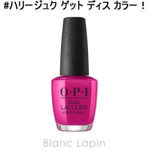 OPI ネイルラッカー #NL T83 ハリージュク ゲット ディス カラー! 15ml [142634] blanc-lapin