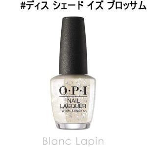 OPI ネイルラッカー #NL T97 ディス シェード イズ ブロッサム 15ml [142771]|blanc-lapin