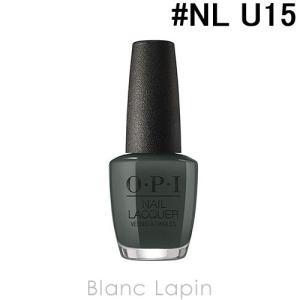 OPI ネイルラッカー #NL U15 シングス アイヴ シーン イン エイバーグリーン 15ml [129060]|blanc-lapin