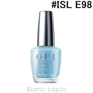 OPI インフィニットシャインネイルラッカー #ISL E98  トゥ バロック パールズ 15ml [447781]|blanc-lapin