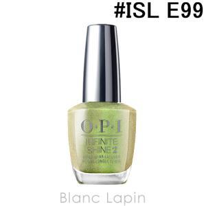 OPI インフィニットシャインネイルラッカー #ISL E99  オリーブ フォー パールズ!  15ml [447804]|blanc-lapin