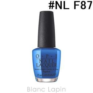 OPI ネイルラッカー #NL F87 スーパー トロピカリフィジスティック 15ml [415311]|blanc-lapin