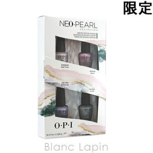 OPI ネオパールコレクションバイオーピーアイミニパック  3.75mlx4 [447835]|blanc-lapin