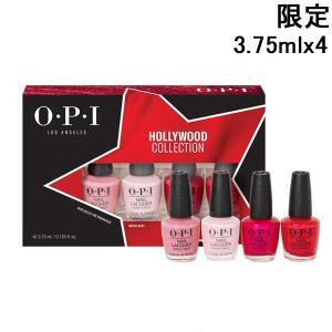 OPI ハリウッドコレクションミニパック 3.75mlx4 [711582] blanc-lapin