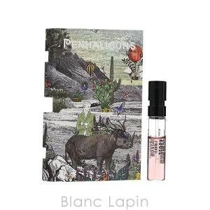 【ミニサイズ】 ペンハリガン PENHALIGON'S テリブルテディ EDP 1.5ml [000577]|blanc-lapin