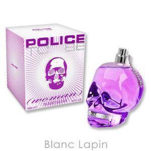 ポリス POLICE ポリストゥービーパープルオードパルファム EDP 40ml [611244]|blanc-lapin