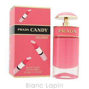 プラダ PRADA キャンディグロス EDT 50ml [765980]|blanc-lapin