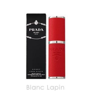 【ミニサイズ】 プラダ PRADA ルナロッサスポーツ EDT 8ml [769544]|blanc-lapin