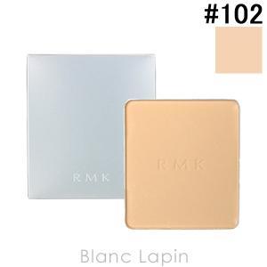 RMK エアリーパウダーファンデーションN レフィル #102 10g [856697]【メール便可】【hawks202110】|blanc-lapin