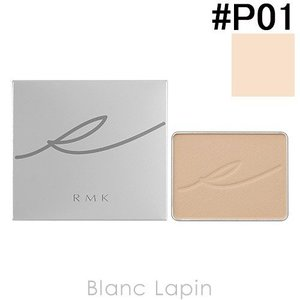 【箱・外装不良】RMK シルクフィットフェイスパウダー レフィル #P01 8g [345979]【メール便可】 blanc-lapin