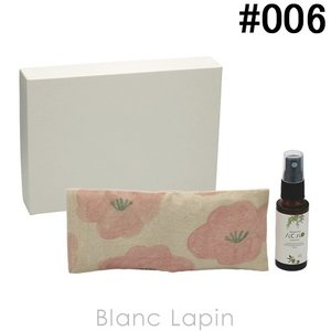 六月八日 Rokugatsu Yohka 森の香りのアイピローセット #006 さざんか 30ml [538336]|blanc-lapin
