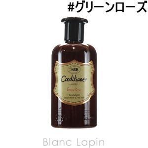 サボン SABON ヘアコンディショナー グリーンローズ 350ml [338792]|blanc-lapin