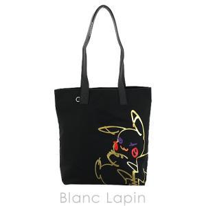 【ノベルティ】 シュウウエムラ SHU UEMURA ピカシュウトートバッグ #ブラック [323812]|blanc-lapin