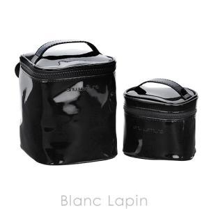 【ノベルティ】 シュウウエムラ SHU UEMURA バニティポーチ #ブラック [051505]|blanc-lapin
