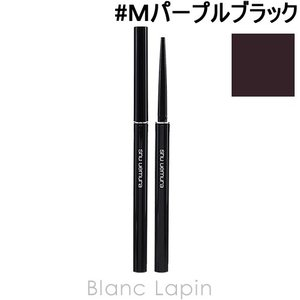 シュウウエムラ SHU UEMURA ラスティングソフトジェルペンシルN #Mパープルブラック 0.08g [637497]【メール便可】|blanc-lapin