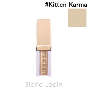 スティラ STILA マグニフィセントメタルグリッター&グロウリキッドアイシャドウ #Kitten Karma 4.5ml [352001]【メール便可】|blanc-lapin