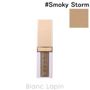 スティラ STILA マグニフィセントメタルグリッター&グロウリキッドアイシャドウ #Smoky Storm 4.5ml [352049]【メール便可】|blanc-lapin