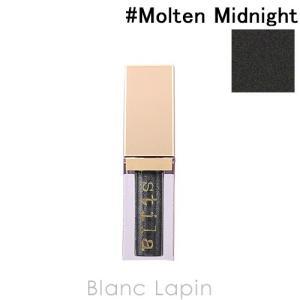スティラ STILA マグニフィセントメタルグリッター&グロウリキッドアイシャドウ #Molten Midnight 4.5ml [352056]【メール便可】|blanc-lapin
