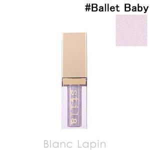 スティラ STILA マグニフィセントメタルグリッター&グロウリキッドアイシャドウ #Ballet Baby 4.5ml [352070]【メール便可】|blanc-lapin