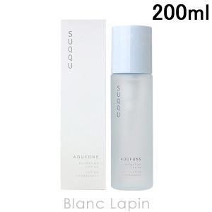 スック SUQQU アクフォンスハイドレイティングローション 200ml [804049]【hawks202110】|blanc-lapin