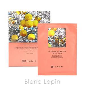 タン THANN ハイドレイティングフェイスマスクEO 22gx4枚 [015612]【メール便可】|blanc-lapin