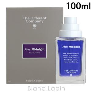 ザ・ディファレントカンパニー THE DIFFERENT COMPANY アフターミッドナイト EDT 100ml [635439]【hawks202110】 blanc-lapin
