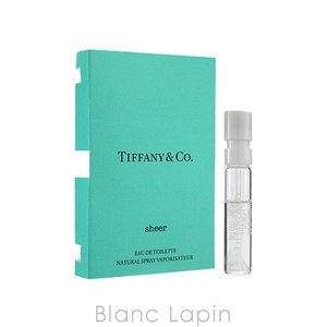 【ミニサイズ】 ティファニー TIFFANY ティファニーシアー EDT 1.2ml [071780]|blanc-lapin