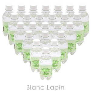 友桝飲料 ナチュラルビューティースパークリング アロエ 炭酸水 まとめ買い 1ケース【24本】同梱不可 280mlx24 [200811]|blanc-lapin