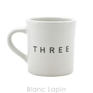 【ノベルティ】 スリー THREE マグカップ [067162]|blanc-lapin