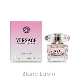 【ミニサイズ】 ヴェルサーチ VERSACE ブライトクリスタル EDT 5ml [993871]|blanc-lapin