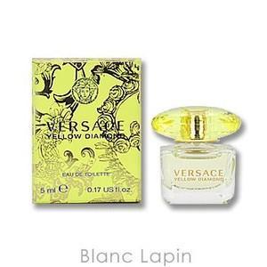 【ミニサイズ】 ヴェルサーチ VERSACE イエローダイアモンドオーデトワレ 5ml [806423]|blanc-lapin