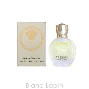 【ミニサイズ】 ヴェルサーチ VERSACE エロスフェム EDT 5ml [827367]|blanc-lapin