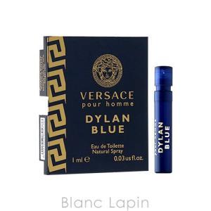 【ミニサイズ】 ヴェルサーチ VERSACE ディランブルー EDT 1ml [825776]|blanc-lapin