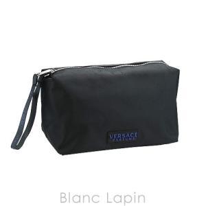 【ノベルティ】 ヴェルサーチ VERSACE シンプルクラッチバッグ #ブラック [846566]|blanc-lapin