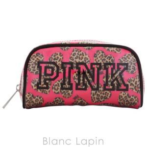 ヴィクトリアシークレット VICTORIA'S SECRET コスメポーチ スモールコスメティック #Pink Animal Heart [400636]|blanc-lapin