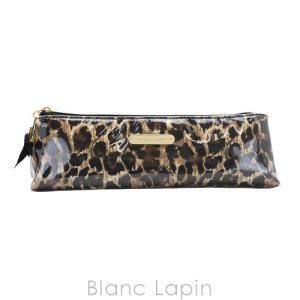 ヴィクトリアシークレット VICTORIA'S SECRET コスメポーチ ペンシルケース #Large Leopard [444232] blanc-lapin