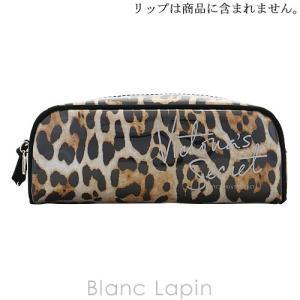 ヴィクトリアシークレット VICTORIA'S SECRET コスメポーチ メイクアップケース #Victoria Leopard [096421]|blanc-lapin